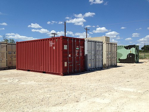New Shipping/Storage Containers